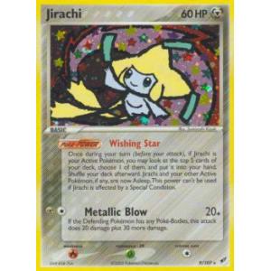Jirachi - 9/107