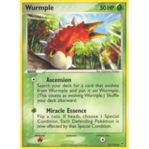 Wurmple - 82/107