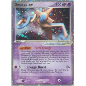 Deoxys ex (Normal) - 97/107