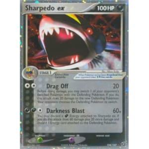 Sharpedo ex - 104/107