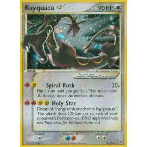 Rayquaza * (Star) - 107/107