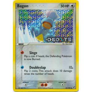 Bagon - 52/107 (Reverse Foil)
