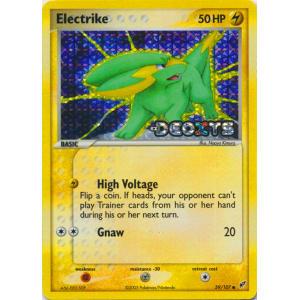 Electrike - 59/107 (Reverse Foil)