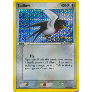 Taillow - 80/107 (Reverse Foil)