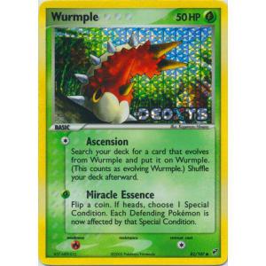 Wurmple - 82/107 (Reverse Foil)