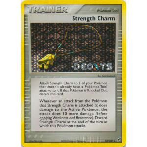 Strength Charm - 92/107 (Reverse Foil)