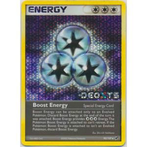 Boost Energy - 93/107 (Reverse Foil)