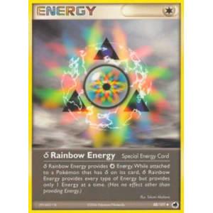 Delta Species Rainbow Energy - 88/101