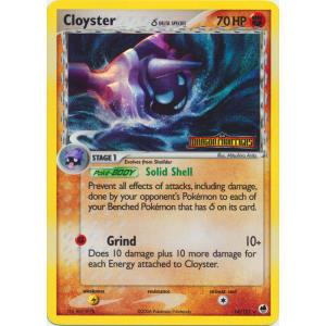 Cloyster - 14/101 (Reverse Foil)
