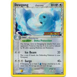 dewgong 15 101 reverse foil