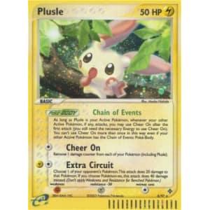 Plusle - 8/97