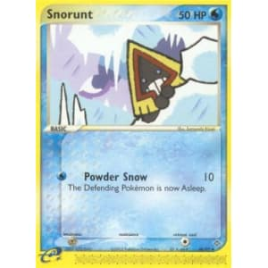Snorunt - 44/97