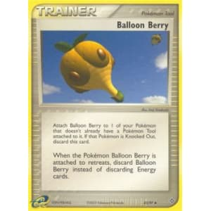 Balloon Berry - 82/97