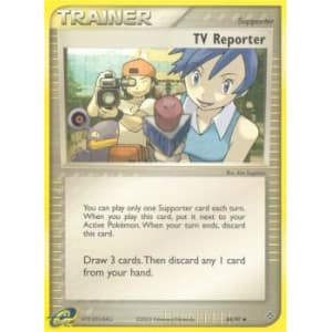 TV Reporter - 88/97