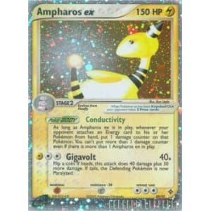 Ampharos ex - 89/97