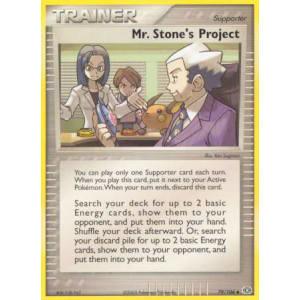 Mr. Stone's Project - 79/106