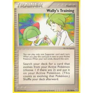 Wally's Training - 85/106
