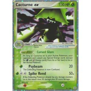 Cacturne ex - 91/106
