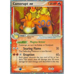 Camerupt ex - 92/106