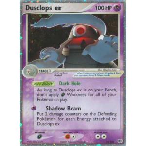 Dusclops ex - 94/106