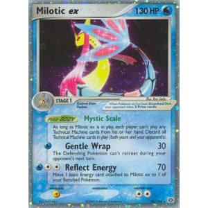 Milotic ex - 96/106