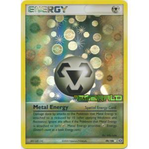 Metal Energy - 88/106 (Reverse Foil)