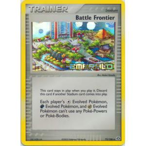 Battle Frontier - 75/106 (Reverse Foil)
