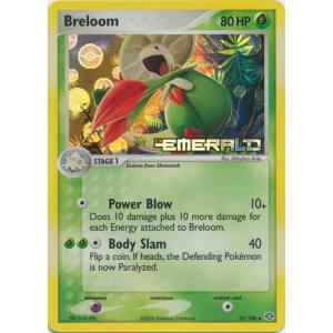 Breloom - 22/106 (Reverse Foil)