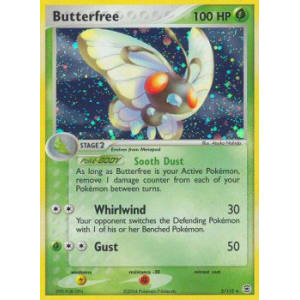 Butterfree - 2/112
