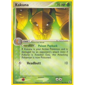 Kakuna - 36/112