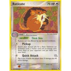 Raticate - 48/112