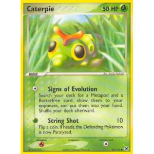 Caterpie - 56/112