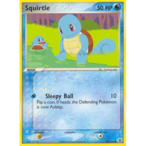 Squirtle - 82/112