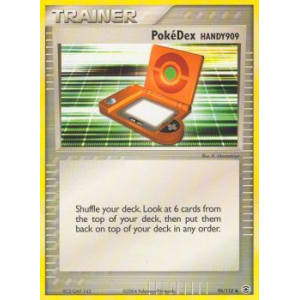 PokeDex Handy909 - 96/112
