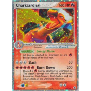 Charizard ex - 105/112