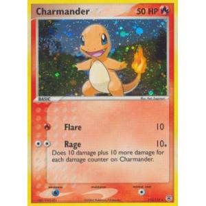 Charmander - 113/112