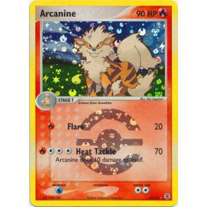 Arcanine - 18/112 (Reverse Foil)