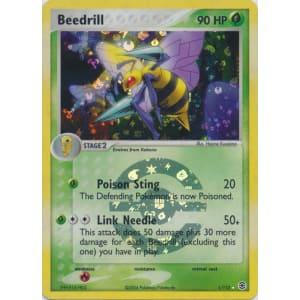 Beedrill - 1/112 (Reverse Foil)