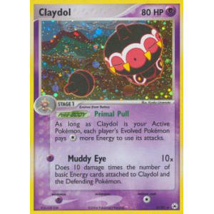 Claydol - 2/101