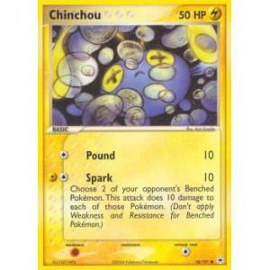 Chinchou - 56/101