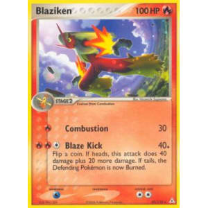 Blaziken - 20/110
