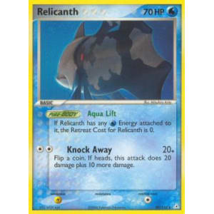 Relicanth - 30/110