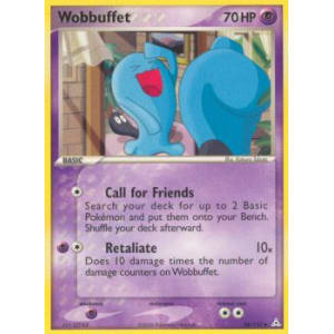 Wobbuffet - 56/110