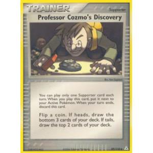 Professor Cozmo's Discovery - 89/110