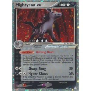 Mightyena ex - 101/110
