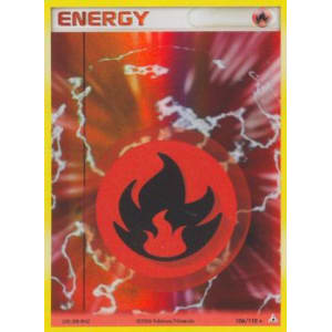 Fire Energy - 106/110