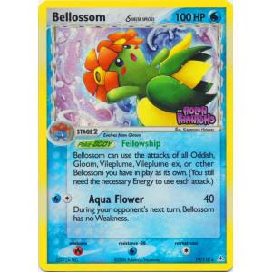 Bellossom - 19/110 (Reverse Foil)