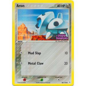 Aron - 58/110 (Reverse Foil)
