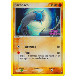 Barboach - 60/110 (Reverse Foil)