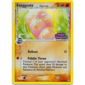 Exeggcute - 65/110 (Reverse Foil)